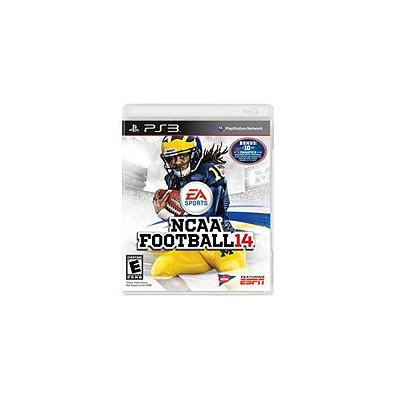 Electronic Arts 73007 Ncaa Football 14 Ps3