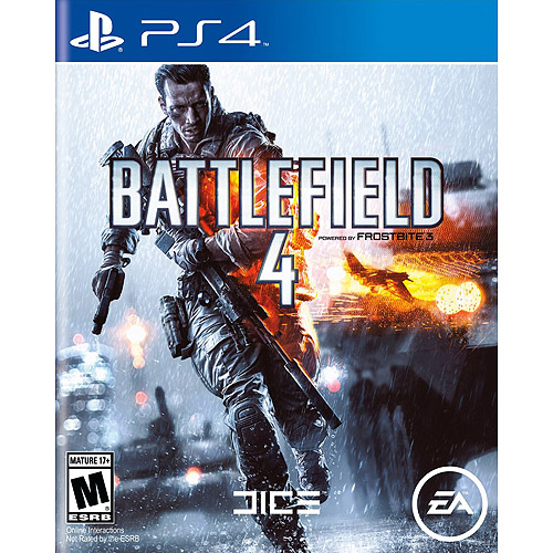 Electronic Arts Battlefield 4 for PlayStation 4