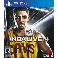 Electronic Arts NBA Live 14 for PlayStation 4