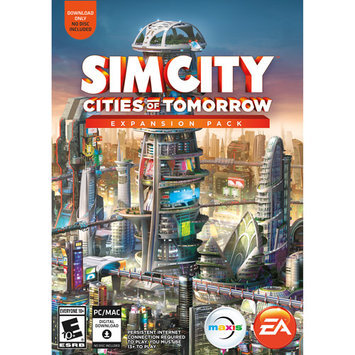 Electronic Arts 73090 Simcity Cities of Tomorrow PC