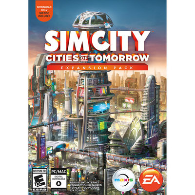 Electronic Arts 73090 Simcity Cities of Tomorrow PC