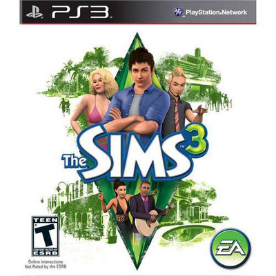 Electronic Arts The Sims 3 (PlayStation 3)