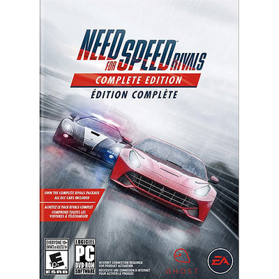 Electronic Arts Inc. Need for Speed Rivals Complete Edition