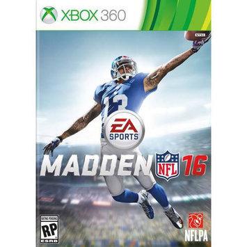 Ea Sports Madden Nfl 16 - Xbox 360
