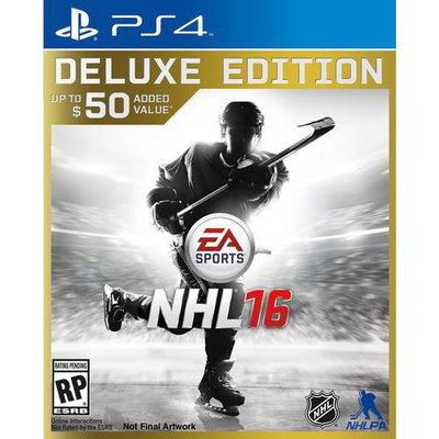 Ea Sports Nhl 16 Deluxe Edition - Playstation 4