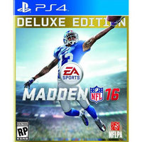 Ea Sports Madden Nfl 16 Deluxe Edition - Playstation 4