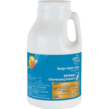 Aqua Chem 5 Lbs. Optimum Chlorinating Granules 05931AQU
