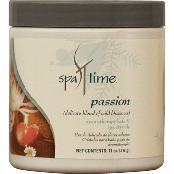 SpaTime 1 Lbs. Passion Bath and Spa Fragrance Crystals 17484STM