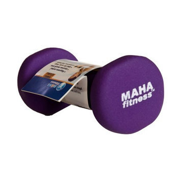 Maha Fitness MF-PV01-8 8 Lbs Weight Dumbell