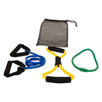 Bliss Hammocks, Inc. Maha Fitness Stretch Cords - 3 Count