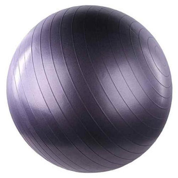Yoga Ball with Pump by Maha Fitness