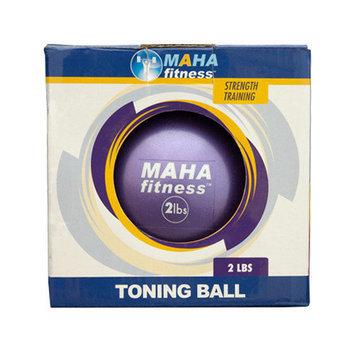 Bliss Hammocks, Inc. Maha Fitness Weighted Toning Ball - 5 lbs