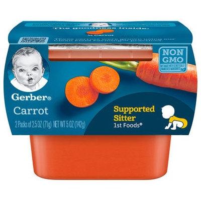 Gerber® 1st Foods® Baby Food | Carrot
