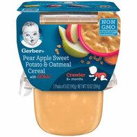 Gerber® Lil' Bits® Baby Food | Pear Apple Sweet Potato Oatmeal