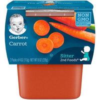Gerber® 2nd Foods® Baby Food | Carrot