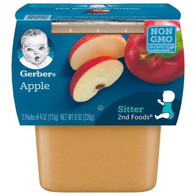 Gerber® 2nd Foods® Baby Food | Apple
