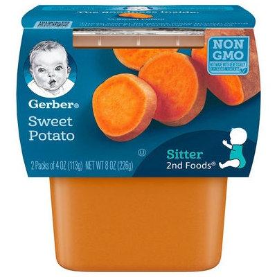 Gerber® 2nd Foods® Baby Food   Sweet Potato
