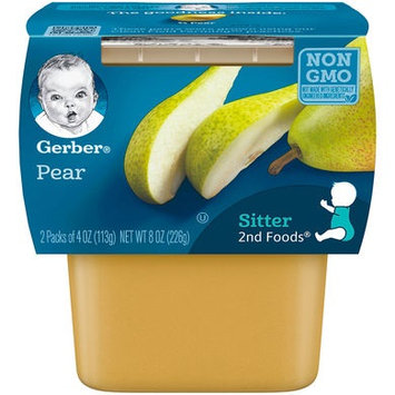 Gerber® 2nd Foods® Baby Food | Pear