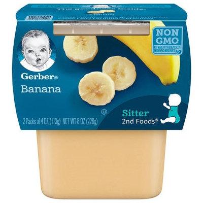 Gerber® 2nd Foods® Baby Food | Banana