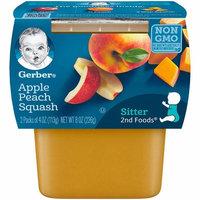 Gerber® 2nd Foods® Baby Food | Apple Peach Squash