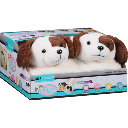 Spa Massage Dog Foot Massager