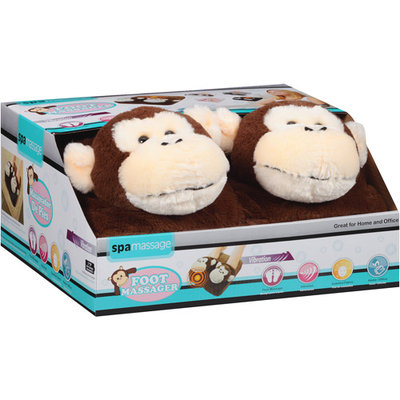 Spa Massage Monkey Foot Massager