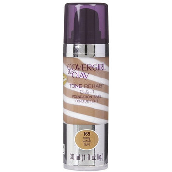 COVERGIRL + Olay Tone Rehab 2-In-1 Foundation