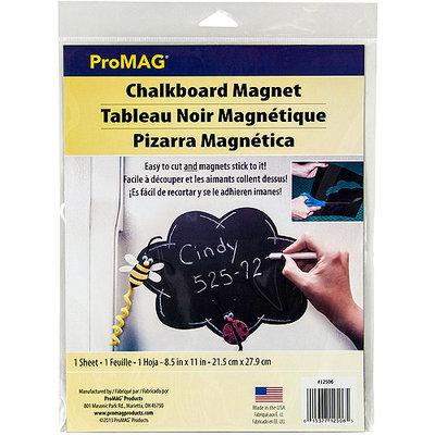 ProMag AFG12506 Chalkboard Magnet Sheet .030 in. x 11 in. x 8.5 in. 1-Pkg