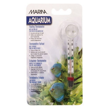 Marina 11201 Floating Thermometer With Suction Cup