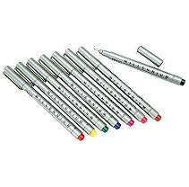Ek Success MS058V Millennium Pens .05 Line 8/Pkg