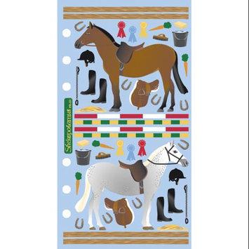 Stickopotamus Stickers Horse Stable