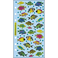 Stickopotamus Basic Collection Stickers funky fish
