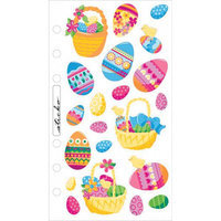 Sticko 281355 Sticko Easter-Spring Stickers-Easter Eggs