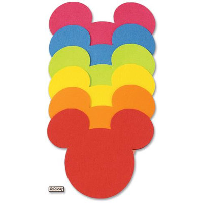 Sticko 291888 Disney Journaling Cards-Mickey Icon - Head with Ears