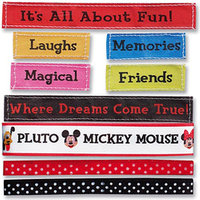 EK Success Mickey Mouse Ribbons & Adhesive Labels
