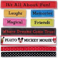 EK Success Mickey Mouse Ribbons & Adhesive Labels