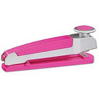 Fastenater Decorative Stapler - Pink