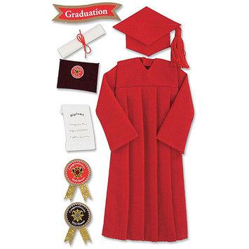 Ek Success SPJBLG-G-105 Jolees Boutique Le Grande Dimensional Graduation Sticker