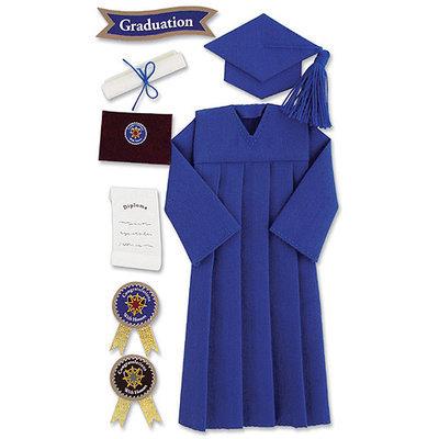 Ek Success SPJBLG-G-106 Jolees Boutique Le Grande Dimensional Graduation Sticker