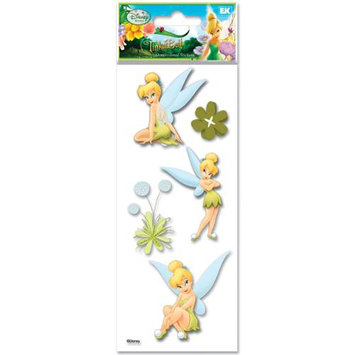 Sticko & Jolee's Touch Of Jolee's Disney Dimensional Sticker-Tinker Bell