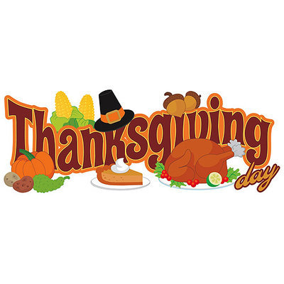 Jolees 412808 Jolees Boutique Title Wave StickersThanksgiving Day Pack of 3