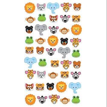 Stickopotamus Stickers Zoo Faces