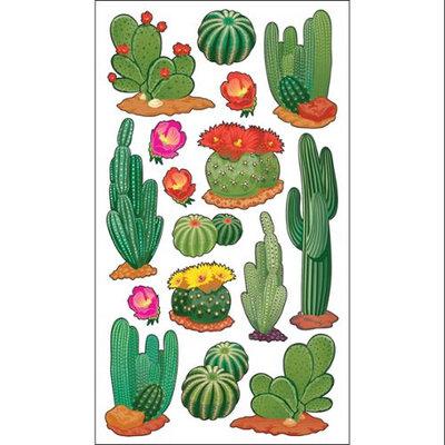 Sticko E5200151 Sticko Classic Stickers-Desert Cactus