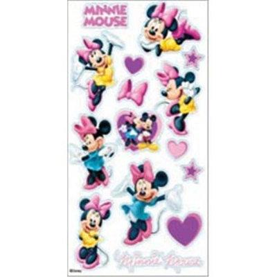 Sticko 448640 Disney Classic Sticker-Minnie Mouse