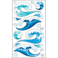Sticko Classic Tsunami Sticker