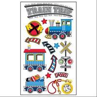 Sticko E5200781 Sticko Classic Stickers-Trains