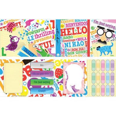 Sticko Functionality Stationery Kit-Hello