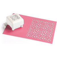 Martha Stewart Punch All Over The Page Pattern Punch-Ornate Square