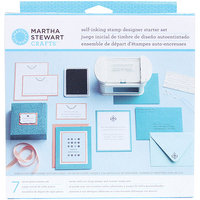 Martha Stewart Self Inking Stamp Designer Starter Kit