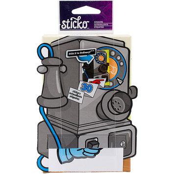 Eksuccess Brands Sticko Stickofy Sticker Roll-Pointer